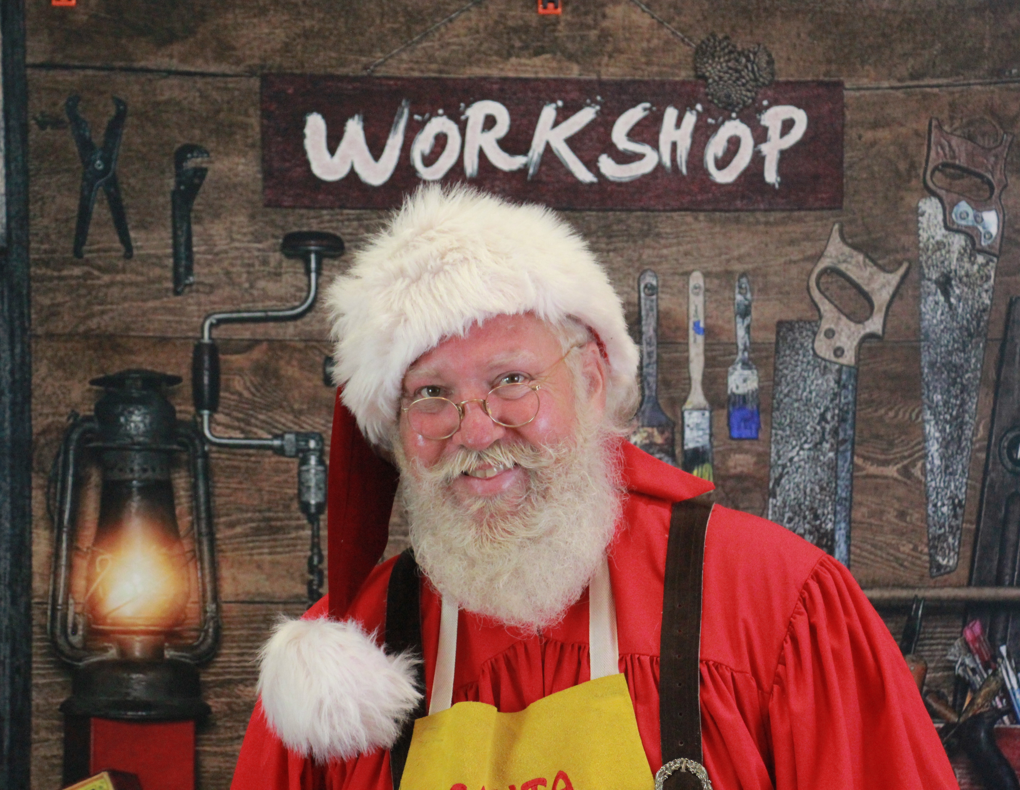 Classic Santa Claus - Santa John