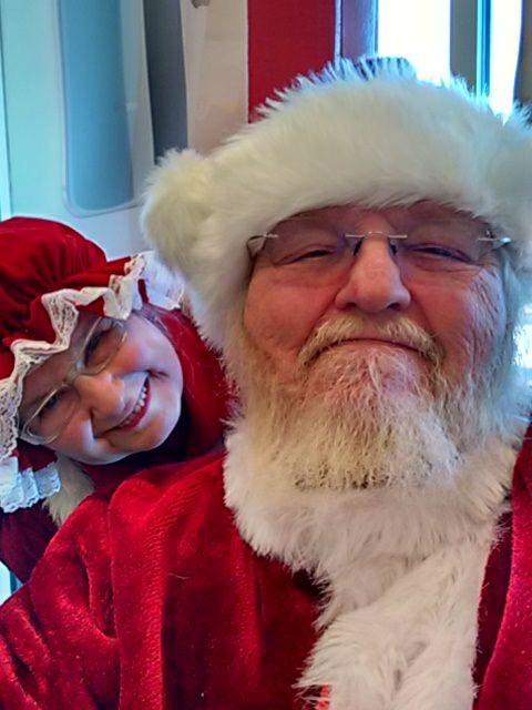 Classic- Claus- Santa Ted